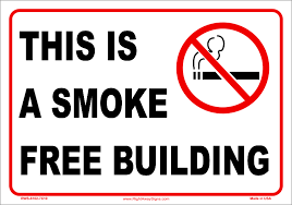 Website smoke free