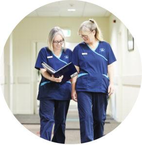 Ormiston nurses