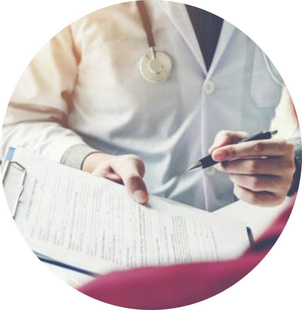 Endoscopy patient form