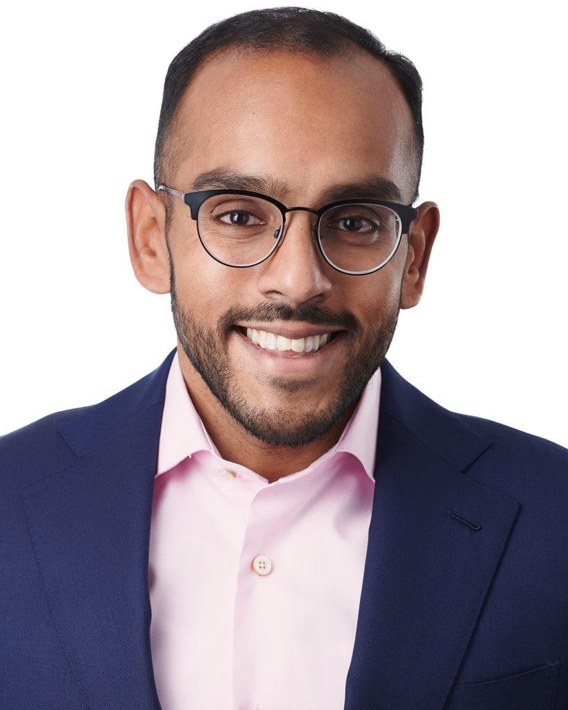 Dr Anand Segar