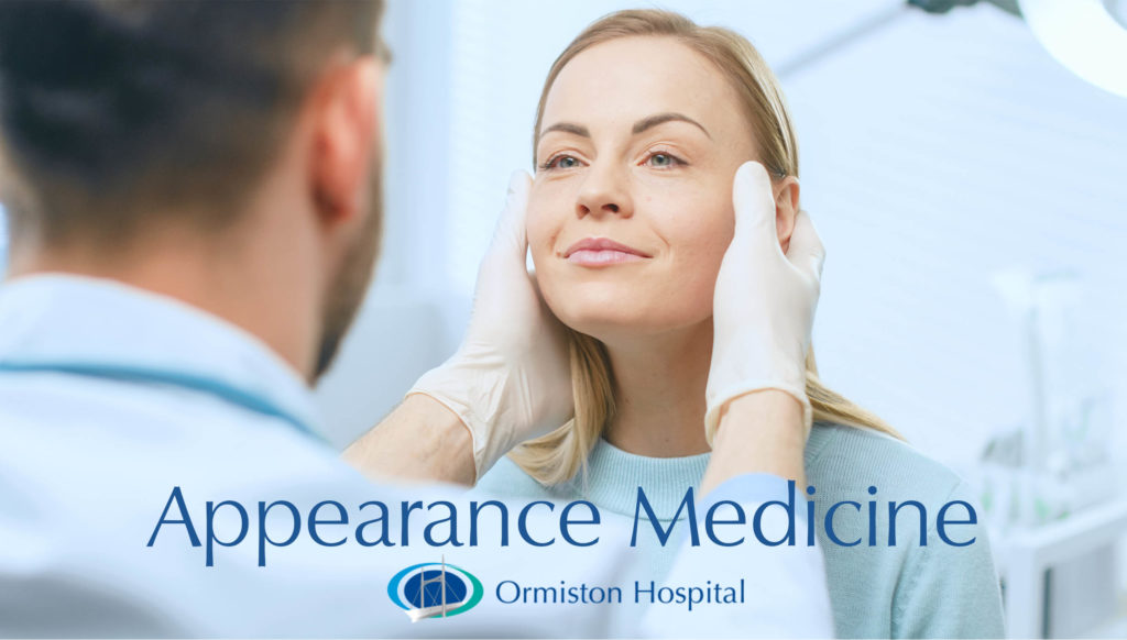Appearance Medicine or Plastic Surgery