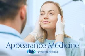Appearance Medicine or Plastic Surgery